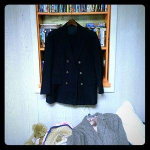 40S.  The Hughes Hatcher Vintage suit